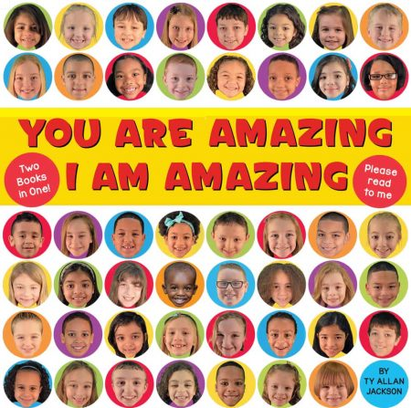 You Are Amazing book cover