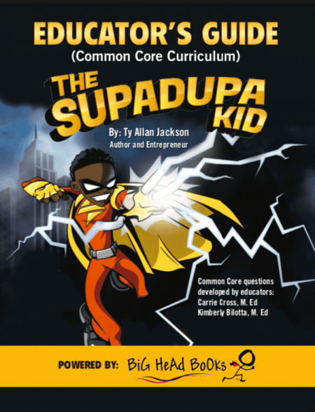 The Supadupa Kid Educator's Guide image