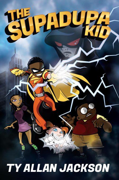 The Supadupa Kid book cover